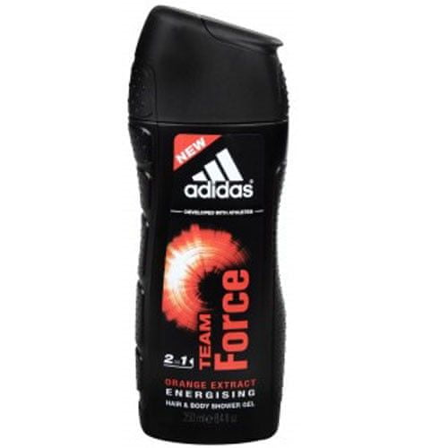 Adidas Sprchový gel pro muže Team Force (Shower gel) 250 ml