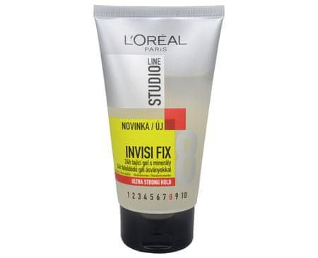 L'Oréal Fixačný topiaci gél na vlasy Studio Line (Mineral FX Melting Gel) 150 ml