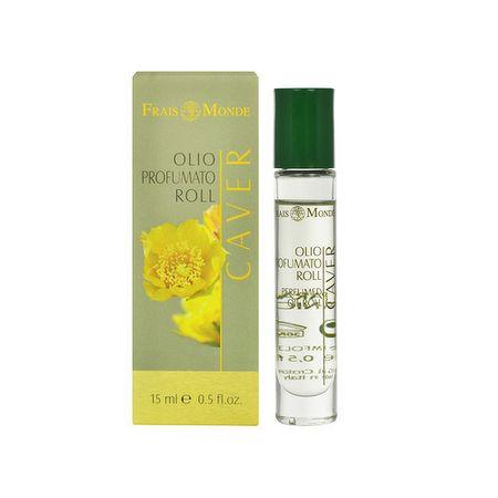 Frais Monde Parfumovaný olej s guličkovým aplikátorom Caver (PERFUMED Oil Roll) 15 ml