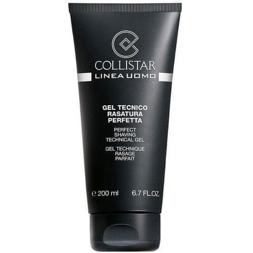 Collistar Gel na holení (Perfect Technical Gel) 200 ml
