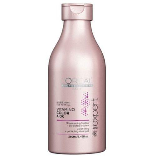 Loreal Professionnel Šampon pro ochranu barvy vlasů Vitamino Color AOX (Fixing + Perfecting Shampoo) 250 ml