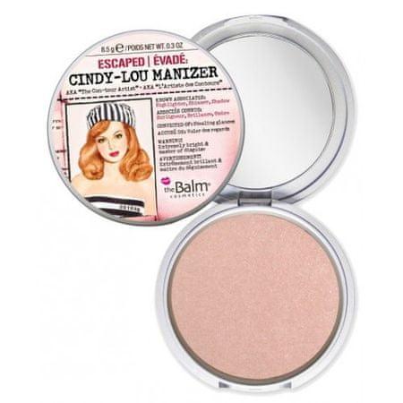 theBalm Rozjasňovač, zvýrazňovač a stíny Cindy-Lou Manizer 8,5 g