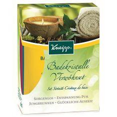 Kneipp Sada solí do koupele Rozmazlování 4 x 60 g