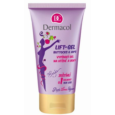 Dermacol Vypínací gel na hýždě a boky Enja (Lift-Gel Buttocks & Hips) 150 ml