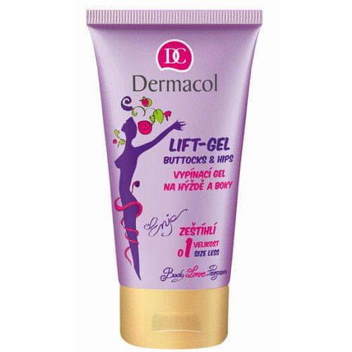 Dermacol Vypínací gel na hýždě a boky Enja (Lift-Gel Buttocks & Hips) 150 ml