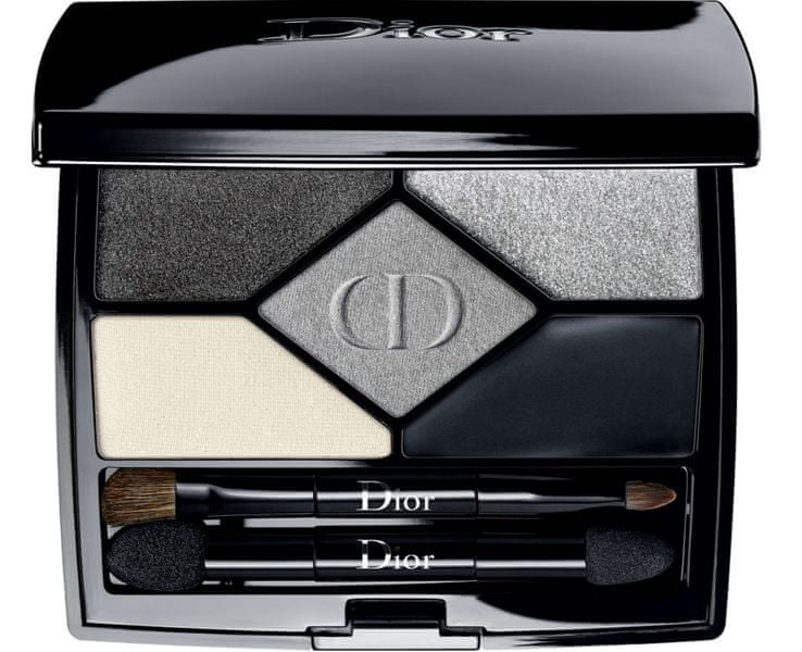 Dior Exkluzivní oční stíny 5 Couleurs Designer (All-In-One Professional Eye Palette) 5,7 g 708 Amber