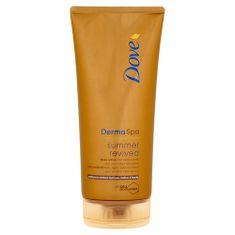 Dove Tónovací tělové mléko Derma Spa Summer Revived Dark (Body Lotion) 200 ml