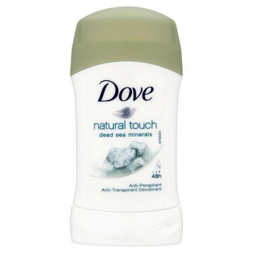 Dove Tuhý deodorant Natural Touch 40 ml