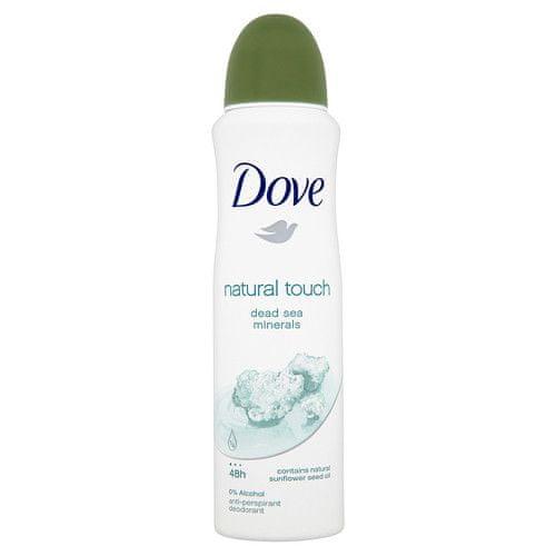 Dove Antiperspirant ve spreji Natural Touch 150 ml