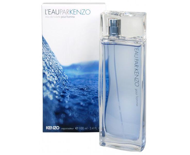 Kenzo L´Eau Par Kenzo Pour Homme - toaletní voda s rozprašovačem 50 ml