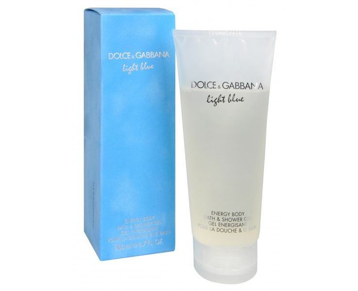 Dolce & Gabbana Light Blue - sprchový gel 200 ml