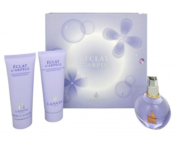 Lanvin Eclat D´Arpege - EDP 100 ml + sprchový gel 100 ml + tělové mléko 100 ml