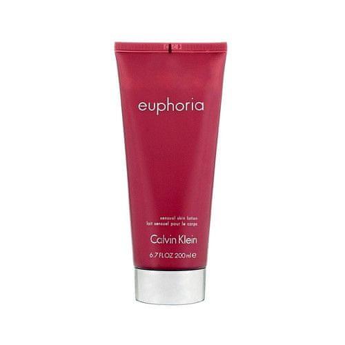 Calvin Klein Euphoria - tělové mléko 200 ml