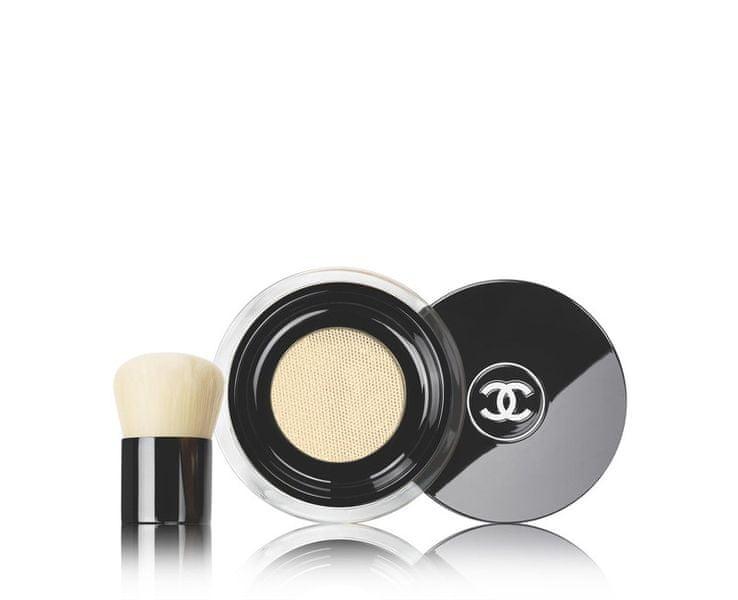 Chanel Sypký pudrový make-up Vitalumiere SPF 15 (Loose Powder Foundation With Mini Kabuki Brush) 10 g 20