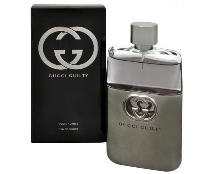 Gucci Guilty Pour Homme - toaletní voda s rozprašovačem 50 ml