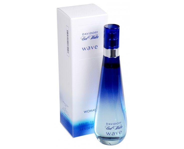 Davidoff Cool Water Wave Woman - EDT 100 ml