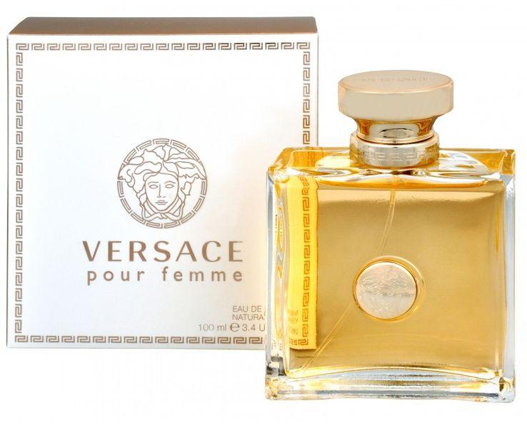 Versace Versace Pour Femme - parfémová voda s rozprašovačem 100 ml