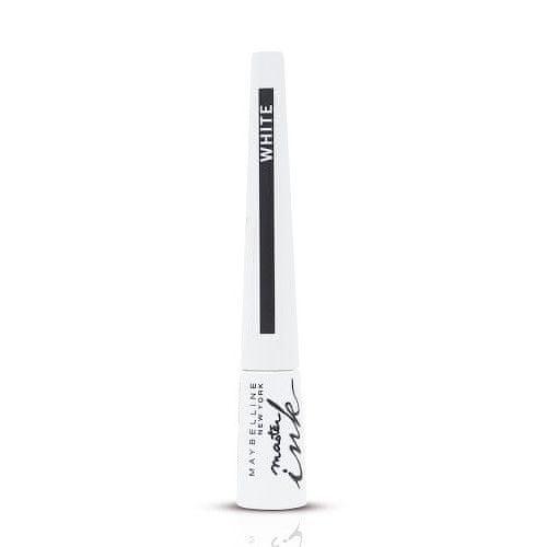 Maybelline Tekuté oční linky Master Ink (Eye Liner) 01 White