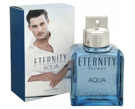 Calvin Klein Eternity Aqua For Men - toaletní voda s rozprašovačem 30 ml