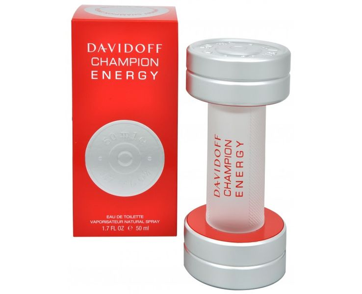 Davidoff Champion Energy - EDT 50 ml