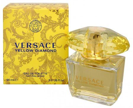 Versace Yellow Diamond - toaletná voda s rozprašovačom 50 ml