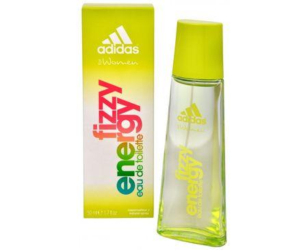 Adidas Fizzy Energy - toaletná voda s rozprašovačom 50 ml