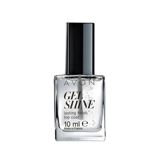 Avon Povrchový gelový lak na nehty Gel Shine (Top Coat) 10 ml