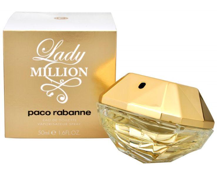 Paco Rabanne Lady Million - EDT 80 ml