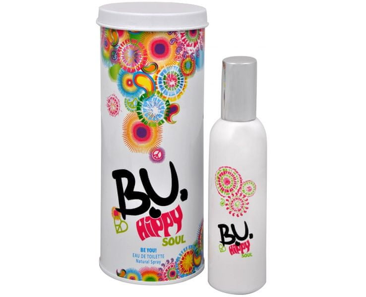 B.U. Hippy Soul - EDT 50 ml