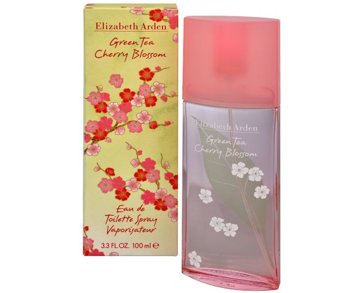 Elizabeth Arden Green Tea Cherry Blossom - EDT 50 ml