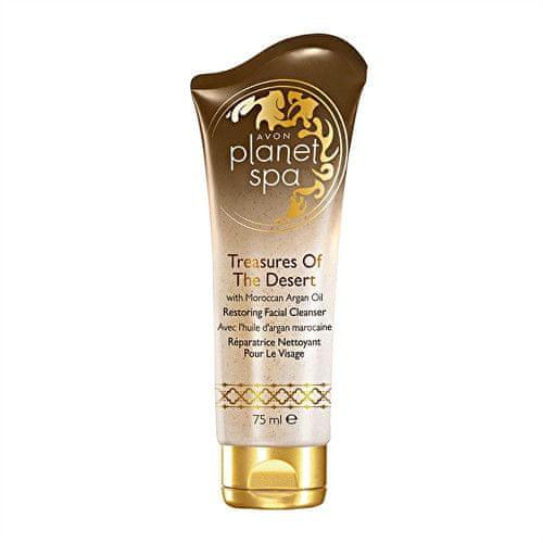 Avon Obnovující čisticí pleťový krém s marockým arganovým olejem Planet Spa (Restoring Facial Cleanser) 7