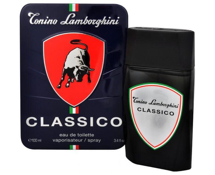 Tonino Lamborghini Classico - toaletní voda s rozprašovačem 100 ml