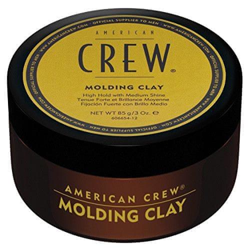 Modelovací hlína na vlasy pro muže (Molding Clay) 85 g
