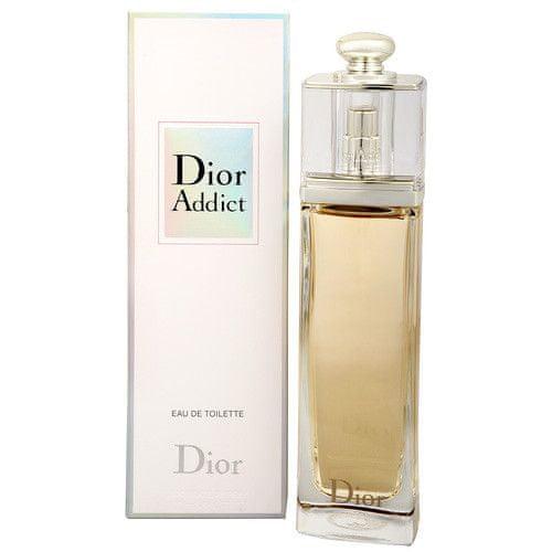Dior Addict Eau de Toilette - toaletní voda s rozprašovačem 100 ml