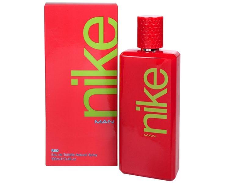 Nike Red Man - toaletní voda s rozprašovačem 30 ml