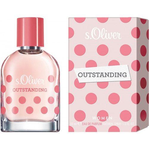 s.Oliver Outstanding Women - toaletní voda s rozprašovačem 50 ml