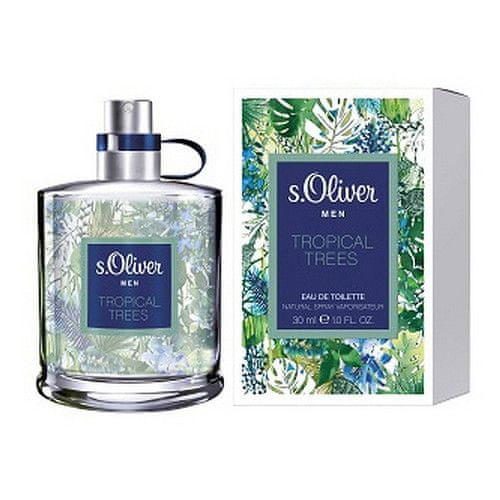 s.Oliver Tropical Trees - EDT 30 ml