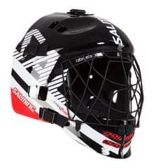 Salming Core Helmet Black/Red
