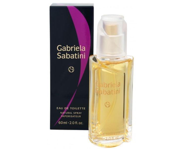 Gabriela Sabatini Gabriela Sabatini - toaletní voda s rozprašovačem 20 ml