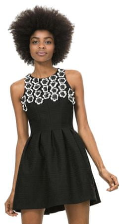 Desigual dámské šaty XL černá