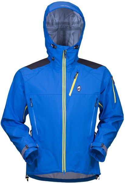 High Point Protector 3.0 Jacket Blue Aster M