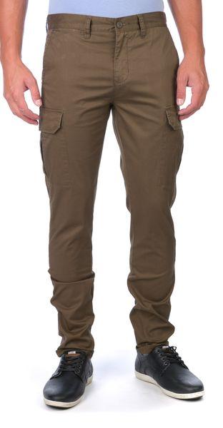 GLOBE pánské kalhoty Goodstock Cargo 32 zelená