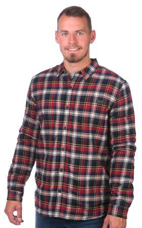 GLOBE pánská košile Camden Shirt M vícebarevná