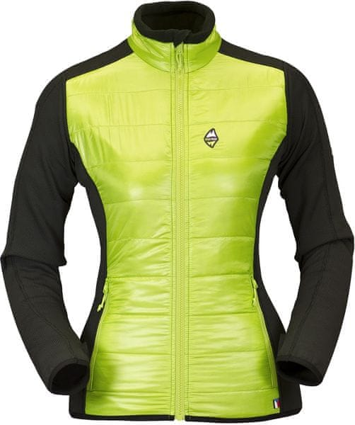 High Point Flow Lady Jacket Sunny Green M