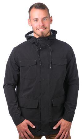 GLOBE moška jakna Hikari Legacy XL črna