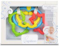 Papillon Plastové kroužky 4 kusy