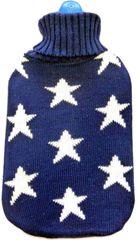 Albert Termofor wełniany pokrowiec, niebieski
