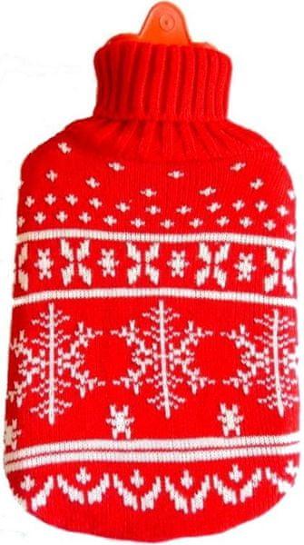 Albert Termofor pulover vločka