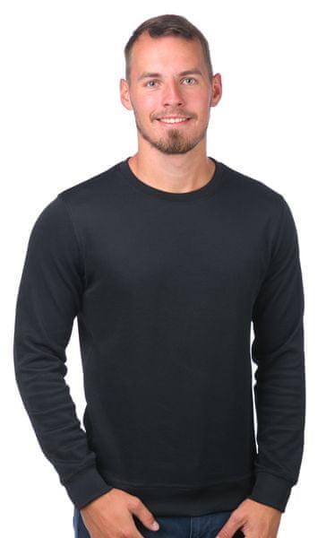 Gant pánská mikina M černá