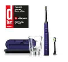 Philips električna zubna četkica Sonicare HX 9372/04 DiamondClean Amethys